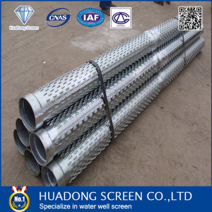 ASTM a 53 Lontitudinal Welded Bridge Slot Screen / Water Well Bridge Slot Screen / Od 168mm Bridge Slot Screen pictures & photos