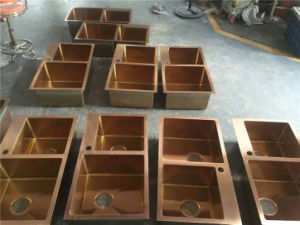 Stainless Steel Sink Vacuum Coating Machine pictures & photos