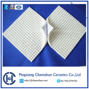 Alumina Ceramic Mat Tile for Wear Resistant Lining pictures & photos