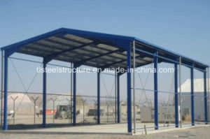 Prefab Steel Structure Warehouse Shed Building pictures & photos