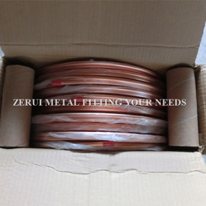 ASTM B280 Certified Refrigeration Copper Tube in Pancake Coil pictures & photos