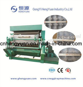 High Quality Recycled Paper Egg Tray Making Machine pictures & photos