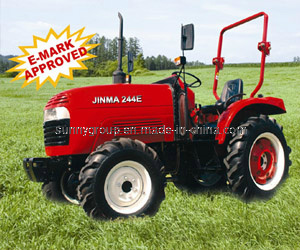 Jinma 244E Tractor (24HP 4WD, E-MARK Approved) pictures & photos