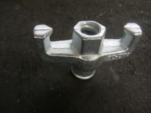 Scaffold Forged Formwork Wing Nut 17mm pictures & photos
