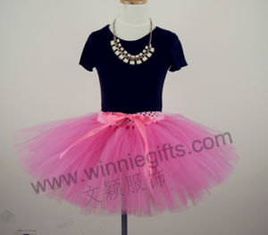 New Design Tutu/Baby Pettiskirt/Tutu Dress (LC-HTT-008)