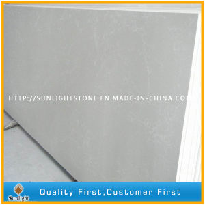 Kitchen Countertop Material White Artificial Quartz Stone pictures & photos