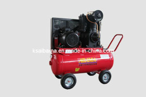 Tx-5090t Double Stage Belt-Driven Air Compressor 5.5HP with 90L pictures & photos