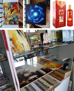 Signstech A3 UV-LED Flatbed Printer pictures & photos