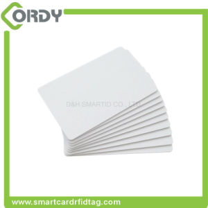 125kHz Tk4100 Contactless White PVC Card Blank Key Card pictures & photos