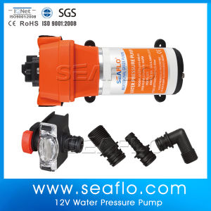 Seaflo 12V 40psi Electric Water Pump for House pictures & photos