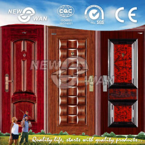 Steel Security Wooden Armored Door pictures & photos