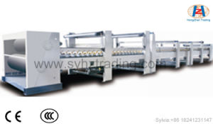 2017 High Effective and Quality Corrugated Paperboard Production Line Sm-C Double Facer