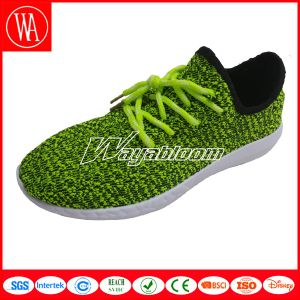 Fashion Flyknit Breathable Casual Shoes for Men and Women
