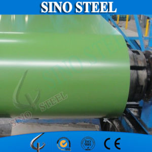 Prepainted/ Color Coated Steel Coil PPGI Colorful Galvanized Steel Coil pictures & photos