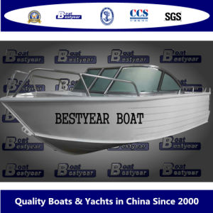 Bestyear Aluminum 500 Boat for Fishing pictures & photos