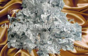 Flake Imitation Silver Leaf, Aluminum Foil