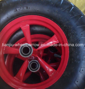 Strong Rim Air Wheels with High Quality Tyre and Tube pictures & photos