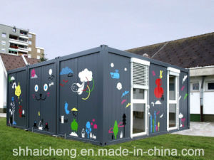 Modular Kindergarten/Modular School/Prefab School (shs-fp-education003) pictures & photos