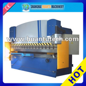 CNC Steel Bar Bending Tool, Sheet Metal Hand Tool, Manual Plate Bending Machine (WC67Y, WE67K Series) pictures & photos