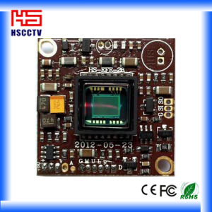 "700tvl 1/3"" Sony Color CCD Icx673bk Icx672bk 4140 Effio Camera Board"