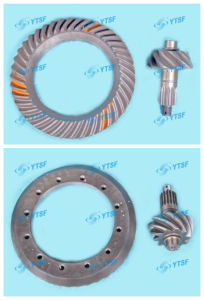 Bevel Pinion Gear/Yutong Parts/Auto Parts pictures & photos
