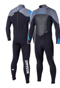 4/3mm Men Long Sleeve Steamer Wetsuit 2015 pictures & photos