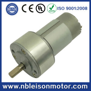 50mm High Torque Low Rpm 12V DC Geared Motor pictures & photos