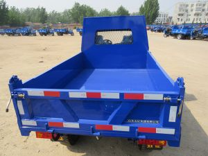 Tri-Wheel Truck with Diesel Engine (WD3J4525101) pictures & photos