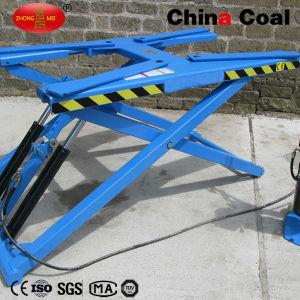 Lxd-6000 Ce Scissor Car Lifting Machine Portable Car Lift pictures & photos
