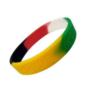 Segmented Color Bracelet