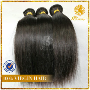 100% High Quality Virgin Remy Human Hair Weft pictures & photos