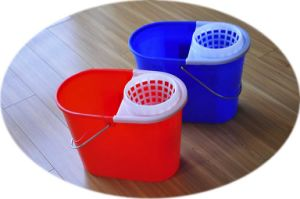 Mop Bucket with Funnel Sieve (YYMB-15) pictures & photos