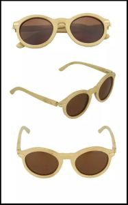 High Quality Fashion New Design Wooden Sunglasses pictures & photos