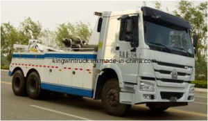 HOWO Brand Road Wrecker for Road Rescue