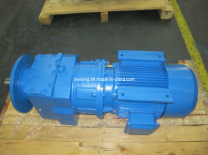 Helical Gear Box, Helical Geared Motor pictures & photos