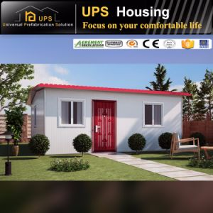 Fireproof Prefab House EPS Sandwich Panel Hotel with Design Images pictures & photos