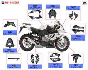 Carbon Fiber Motorcycle Parts for BMW S1000rr pictures & photos