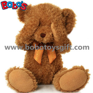 Toy Bear Personalized Gift Plush Stuffed Shy Teddy Bear Toy pictures & photos
