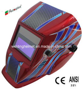 Solar Powered/AAA Battery Welding Mask (B1190TB) pictures & photos