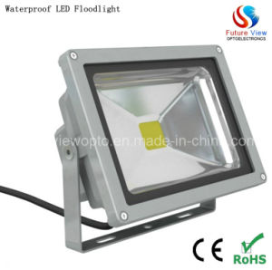 (Color Changing Pure White) 30W High Quality LED Flood Light