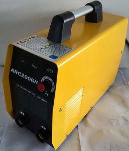 Inverter Arc/MMA Welding Machine/Welder Arc200gh pictures & photos