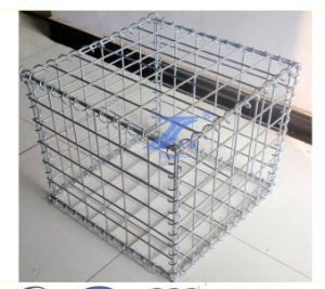 Gabion Basket Box with Mesh Hole 10X10cm (TS-WG03) pictures & photos