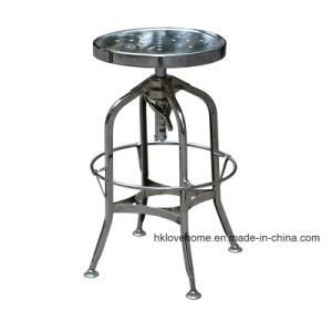 Industrial Restaurant Dining Turner Vintage Toledo Metal Bar Stools pictures & photos