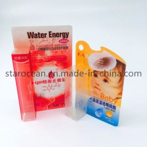 OEM PVC Folding Box for Eyeliner Pencil with UV Printing pictures & photos