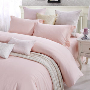 Classic Pink European Simple Style Bedding Sets pictures & photos