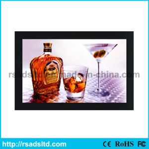Advertising Acrylic Slim Magnetic LED Lightbox pictures & photos