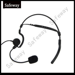 Light Weight Headset for Kenwood Two Way Radio pictures & photos