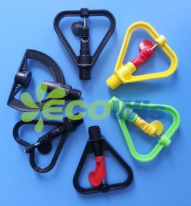 Butterfly Irrigation Spinner Sprinkler China Manufacturer pictures & photos