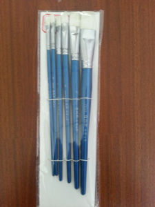 Nylon Painting Brush, Bristle Paint Brush for Artist Pinting pictures & photos