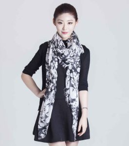 Fashion 100% Modal Scarf pictures & photos